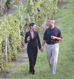 Wine tours are a great way to spend a romantic holiday