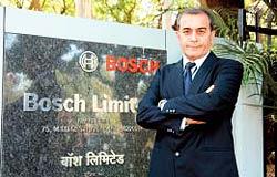 Bosch India's VP (Commercial) Subbu M. Hegde