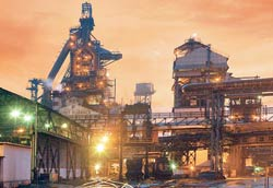 Tata Steel plant in Jamshedpur: Adding value to its shareholders' wealth