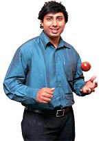Melroy D'Souza, GM, Professional Management Group