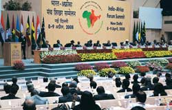 Wooing Africa: India is leaving no stone unturned