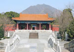 The breathtaking Ming Tombs