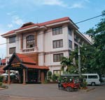 Siem Reap is full of small affordable hotels