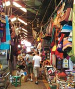 The Old Market: Full of souvenirs