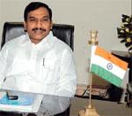 Telecom Minister Raja