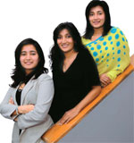 The Chauhan sisters