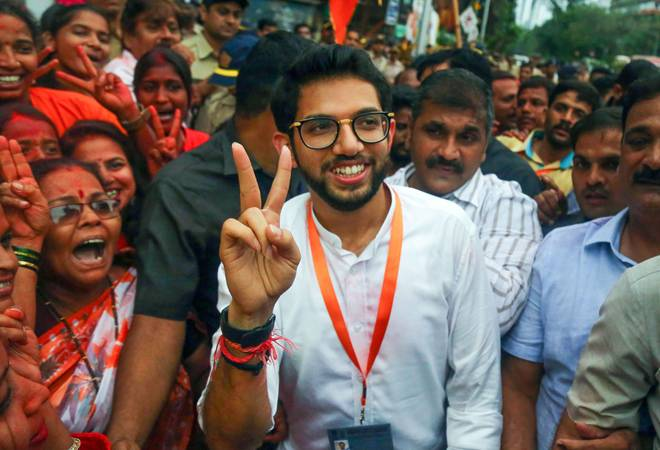 Shiv Sena demands written assurance from BJP on power sharing; pushes for Aaditya Thackeray as next CM