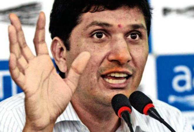 Greater Kailash election results: AAP's Saurabh Bharadwaj leads in early trends
