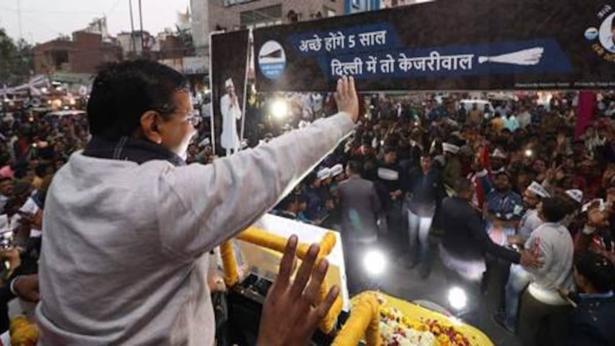 Delhi Election Exit Polls 2020 Arvind Kejriwal Set To Return As