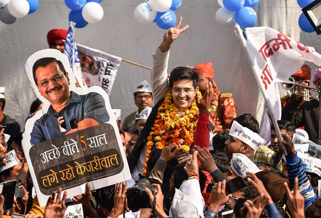 Delhi Assembly Election 2020: Congress, BJP congratulate AAP for landslide victory