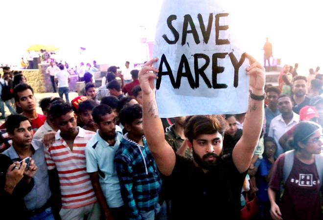 Aarey forest: SC commences hearing on plea against felling of trees