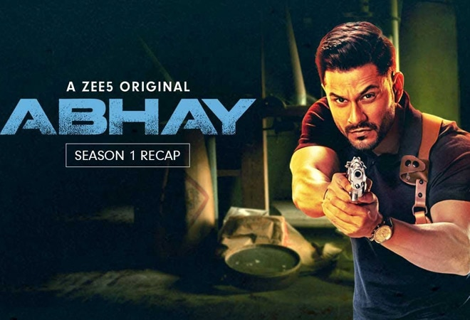 ZEE5 draws ire over portrayal of freedom fighter in 'Abhay2'; legal notice sent to makers