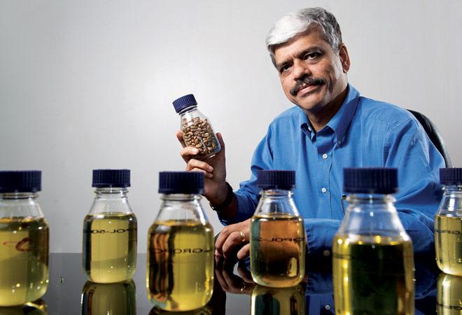 Abhay V. Udeshi, Chairman, Jayant Agro-Organics