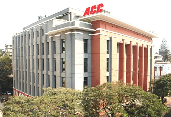 ACC Q1 2021 results: Net profit rises 74% to Rs 563 cr on higher sales