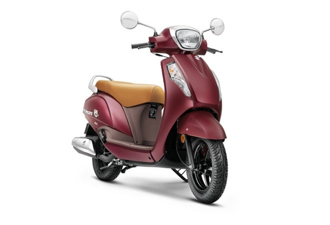 Suzuki Access 125 with alloy wheels, drum brakes launched at Rs 59,891
