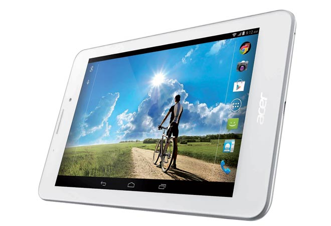 Taiwanese personal computer vendor Acer has announced the launch of the ICONIA A1-713 tablet PC for Rs 12,999.
