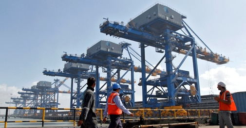 French firm to expand India port with Adani