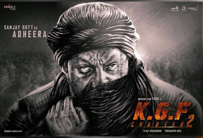 KGF: Chapter 2 poster shows Sanjay Dutt as Adheera, actor marks 60th birthday