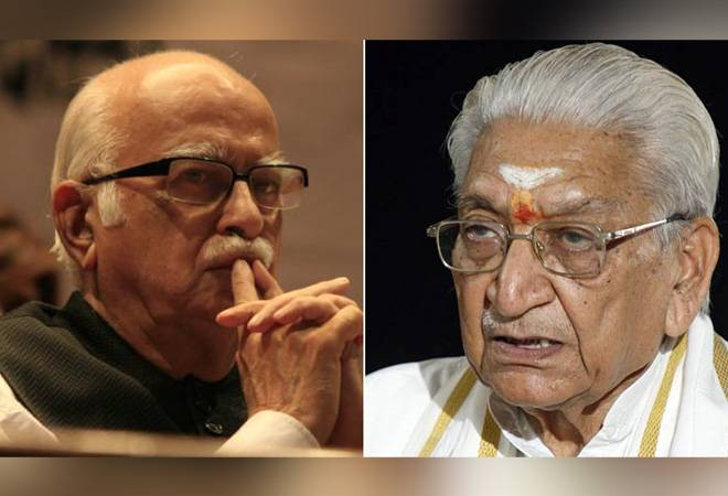 Ram Janmabhoomi movement - engineered by Ashok Singhal and charioted by L K Advani