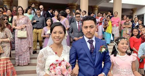 PM Modi congratulates Lok Sabha MP Agatha Sangma on her wedding