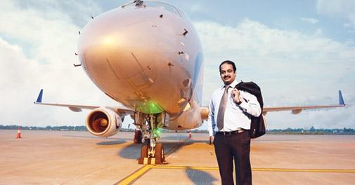 Ramesh Lingamaneni, Promoter and Chairman, air costa