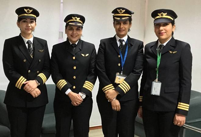 International Women's Day: Air India to fly on 52 routes with all-women crew; GoAir offers complimentary upgrade