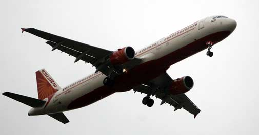 Air India's operating loss nearly halves in FY14