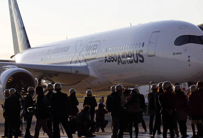 Airbus to set up its first Asia training facility in Delhi