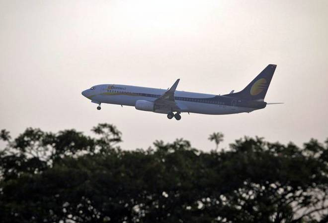 Jet Airways extends its winning streak to the third consecutive session