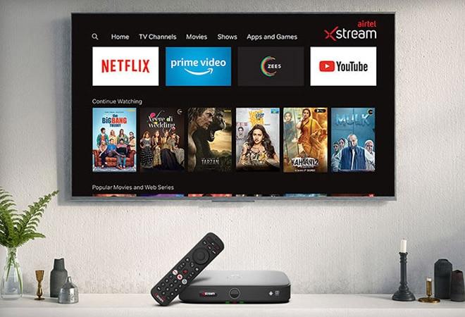 Airtel launches Xstream Bundle, includes Xstream Fiber along with Xstream Box