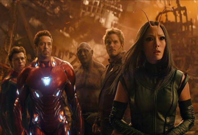 Avengers Infinity War Box Office Collection Day 6: The superhero movie makes Rs 188.35 crore in India