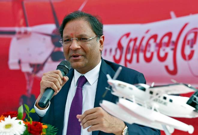 Ajay Singh says SpiceJet exploring options to takeover Jet Airways' widebody planes