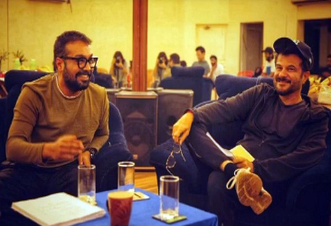 Anil Kapoor, Anurag Kashyap engage in nasty war of words on Twitter; here's why