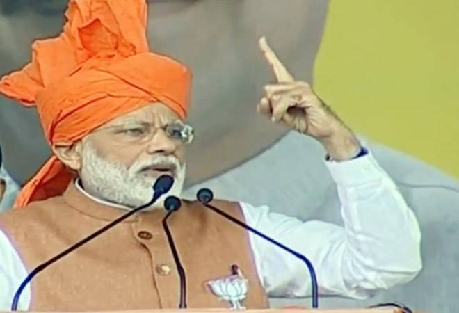 Lok Sabha Election 2019 LIVE updates: 'Congress, NC & PDP are responsible for the problems Jammu & Kashmir faces today,' says PM Modi