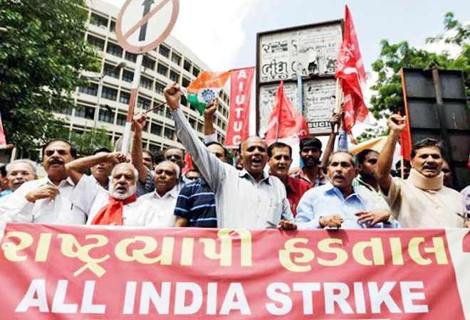 Bank strike disrupts cheques clearance worth Rs 18,000 crore