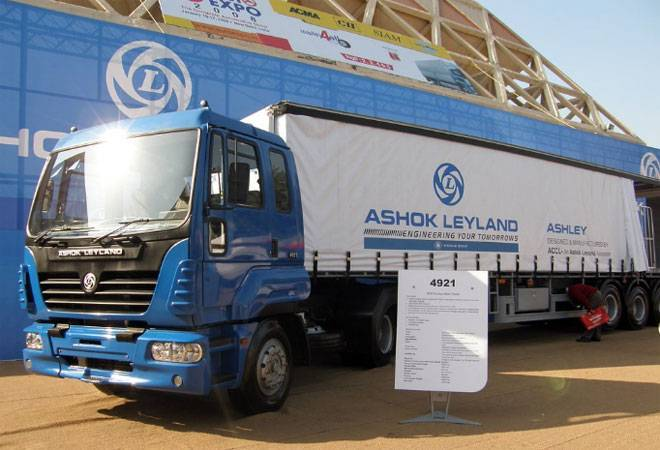 GST reduction, scrappage policy to help revive commercial vehicle industry: Ashok Leyland