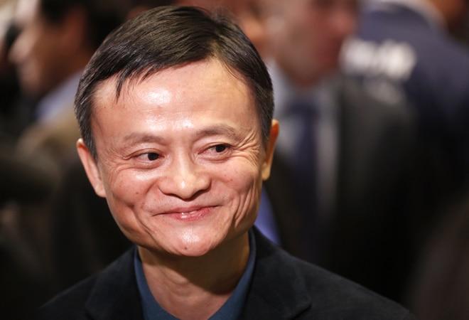 Alibaba founder Jack Ma