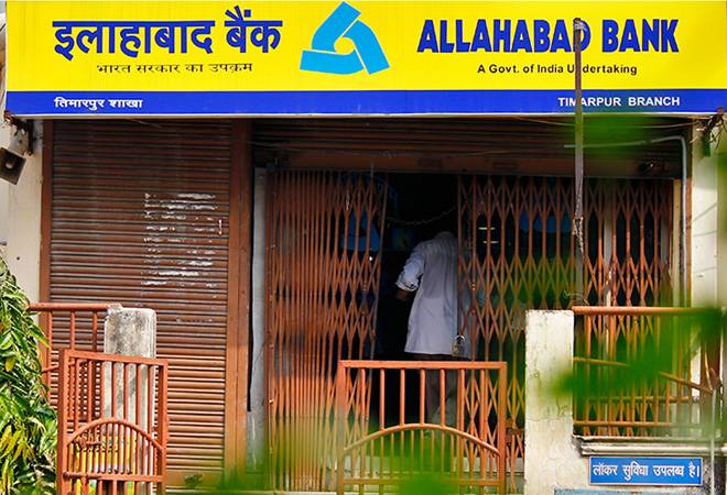 Allahabad Bank Q2 loss widens to Rs 2,103 crore, stock plunges 11%