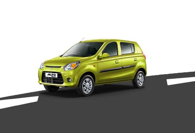 Alto best selling car in India despite fall in sales
