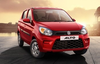 Maruti Alto emerges as India's bestselling car for 16th year in a row