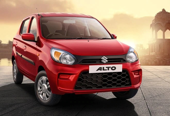 Maruti Alto sells over 40 lakh units since its launch