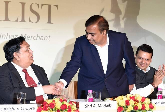 Camaraderie in Reliance-L&T rivalry: Mukesh Ambani narrates his bonding with AM Naik