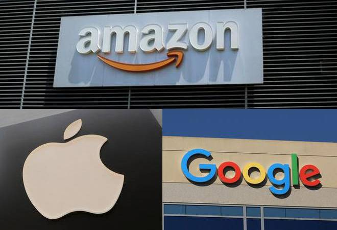 Amazon seizes top spot from Google to become world's most valuable brand