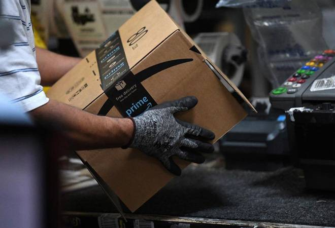 Amazon, Indian railways tie up on transport of customers' e-commerce packages