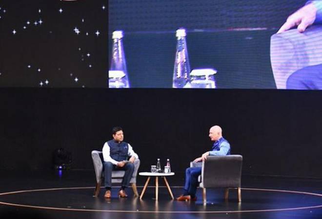 Jeff Bezos' India experience: Flying kites and $1 billion investment