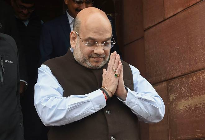 Image claiming Home Minister Amit Shah has coronavirus is fake, says PIB