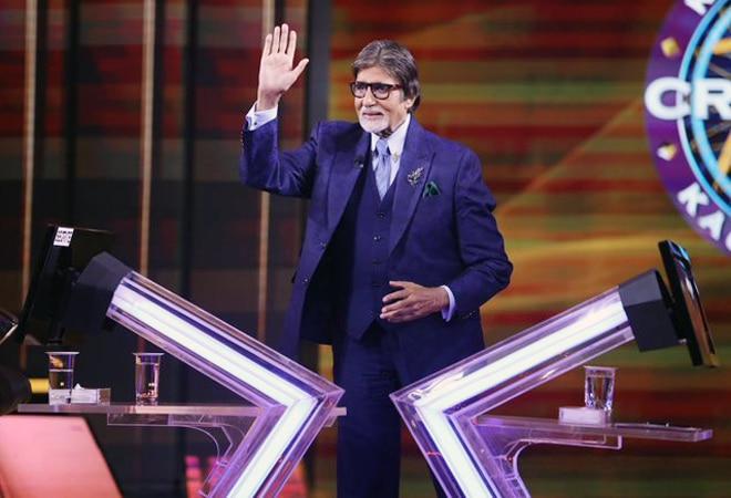 FIR filed against KBC, Amitabh Bachchan for hurting 'Hindu sentiments'