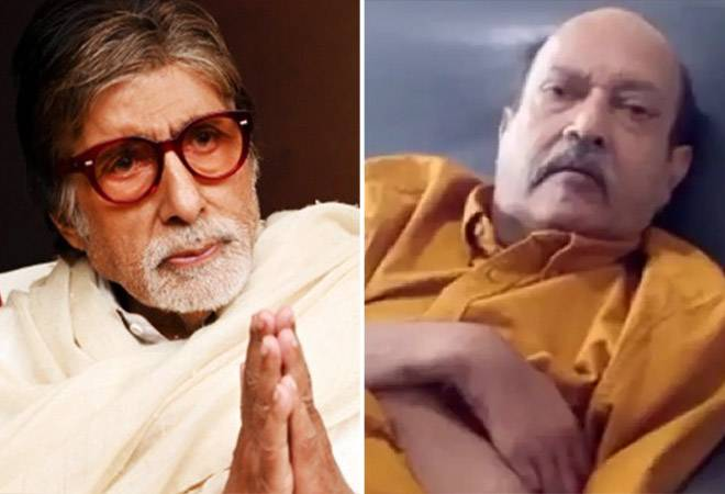 Amar Singh passes away at 64; here's a look at his relationship with Amitabh Bachchan