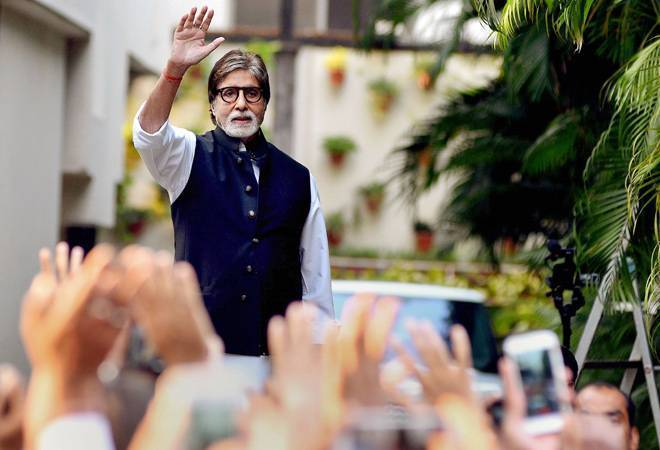 Migrant crisis: Amitabh Bachchan arranges charter flights for over 500 workers