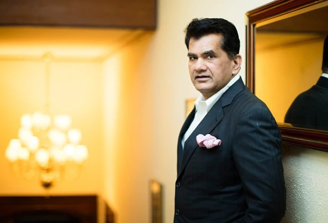Centre working on various fronts to make India a global manufacturing hub: Amitabh Kant